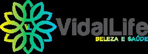 Logotipo Vidal Life Cosméticos 490x180